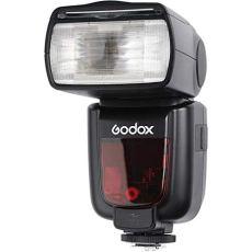 Godox TT685C - Flash (Flash Esclavo, Negro, 2,6 s, Canon, 5600 K, 360°)