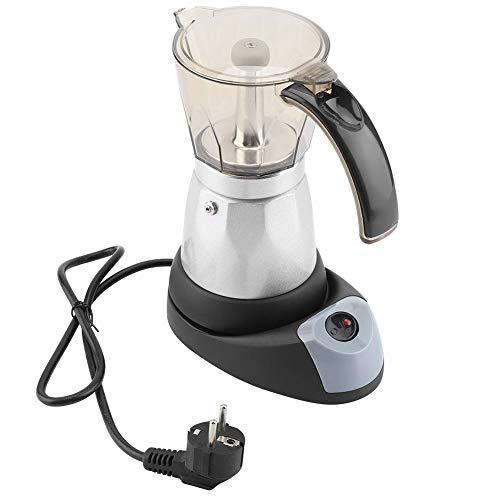 Caffettiera elettrica, 480 W 220 V 300 ML / 6 tazze Elettrica staccabile Cucina domestica Espresso...