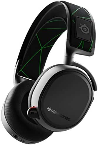 Keyboard Arctis 9X Wireless Gaming Headset – Integrierte Xbox Wireless + Bluetooth, 20+ Stunden Akkulaufzeit – für Xbox One