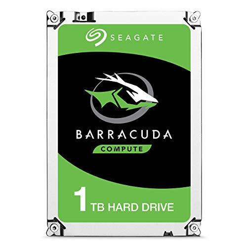 hard disk Seagate Barracuda interno per PC desktop, NAS (8,9 cm (3,5 pollici), 64 MB di cache,...