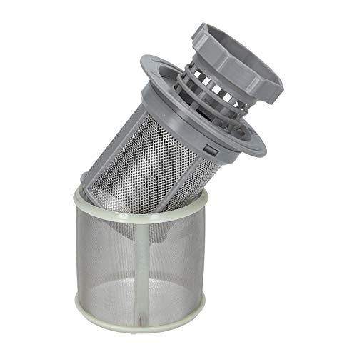 Filtro a setaccio fine Setaccio di sporco Micro setaccio Lavastoviglie 3 pezzi per Bosch Siemens...