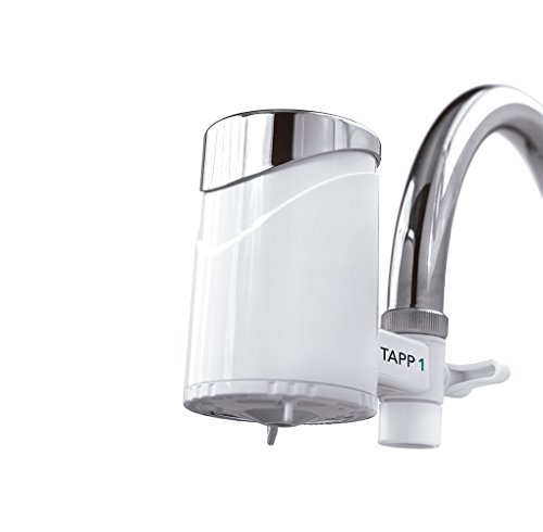 TAPP 1 - Filtro de agua para grifo de TAPP Water (elimina cloro, cal, metales pesados, etc.)