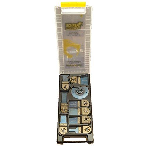 26 x SabreCut bb_prk26-Set di lame per rasaerba Bosch, Draper Redline, Fein MultiMaster, Makita,...