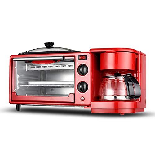 Rff Toaster Home One Oven Breakfast Spit Driver Macchina Multifunzione Automatica per caffè...