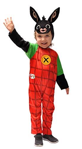 Ciao- Bing Coniglietto Costume Bambino, 2-3 Anni Unisex, 11280.2-3