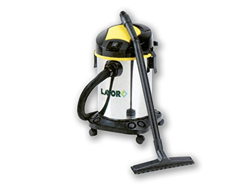 Lavorwash Venti X - Aspiratore 1600 W, Colore: Nero, Giallo