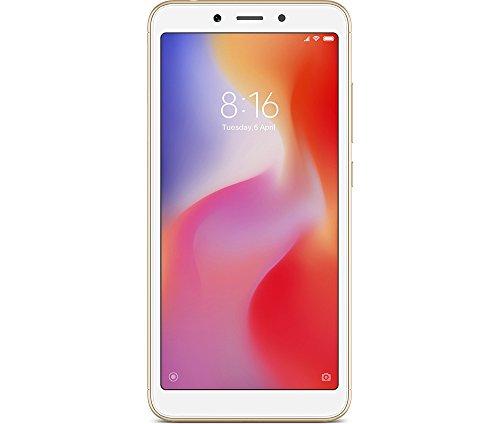 Xiaomi Redmi 6 Dual SIM 32GB 3GB RAM Oro SIM Free [versión española]