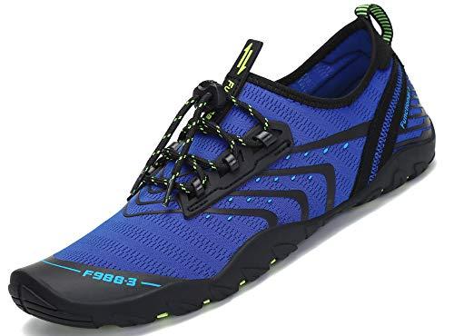 SAGUARO Donna Uomo Scarpe da Immersione Scarpette da Scoglio Traspirante Antiscivolo Water Shoes per...