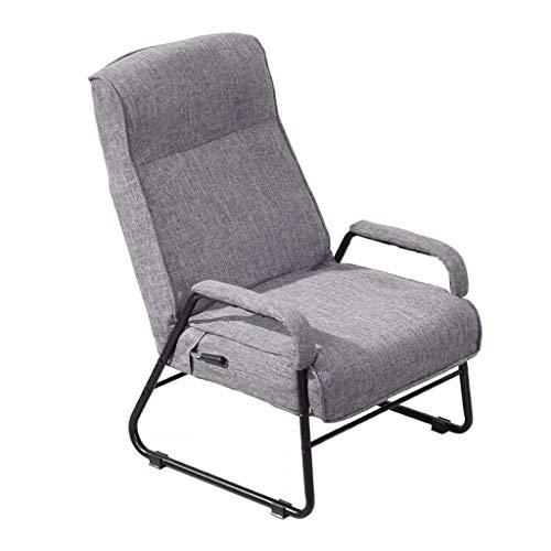 ALYR Divano Pigro Giapponese, Spring Foldable Sedia da Pavimento per Watch TV/Meditating/Midday...