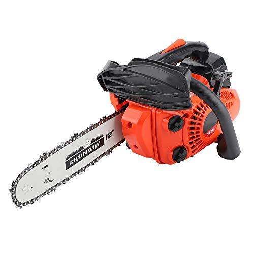"""Motosierra, 900W 12""""3000r / min. Motosierra Máquina cortadora de madera para cortar troncos, podar ramas y talar árboles pequeños"""