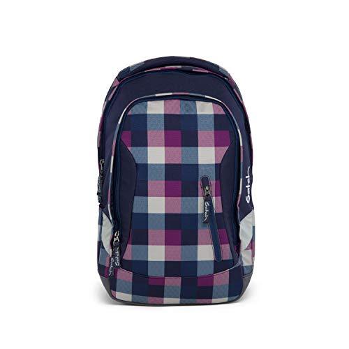 Satch Sleek Berry Carry, ergonomischer Schulrucksack, 24 Liter, extra schlank