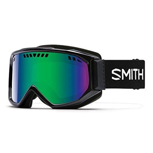 Smith Scope PRO, Occhiali da Sci Uomo, Black, Uni
