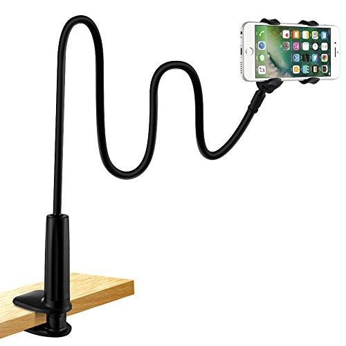 Supporto per Cellulare,Lonzoth Cellulare Supporto a Collo di Cigno Supporto universale per iPhone...