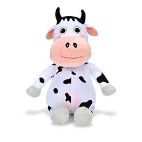 KD Juguetes lb8209riñonera de Little Baby Vaca Musical Plush Toy