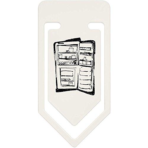 91mm 'Frigorifero Aperto' Grande Plastica Graffetta (CC00033829)