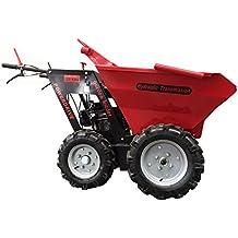 Carretilla con motor–hidrostática–Motor Honda Pro–Basculante