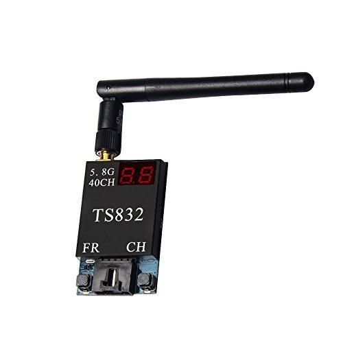 GOTOQOMO G832T 40 CH FPV Trasmettitore per Racing Drone e Multikopter