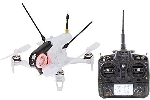 Walkera 15004400FPV Quadrirotore Rodeo Racing 150RTF Drone con Telecamera HD, Batteria,...