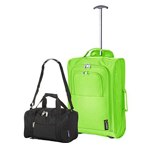 Set Ryanair Cabin 55x40x20 cm, approvato, e secondo bagaglio a mano, 35x20x20. Portatele entrambe...