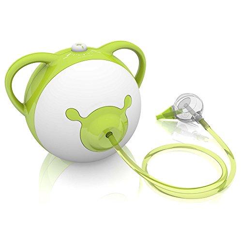 Nosiboo Pro -Aspiratore Nasale elettrico, Verde