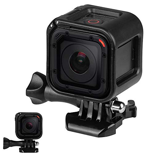 Custodia scheletrata con coperchio e fibbia a vite Compatible with GoPro Hero Session 5/4