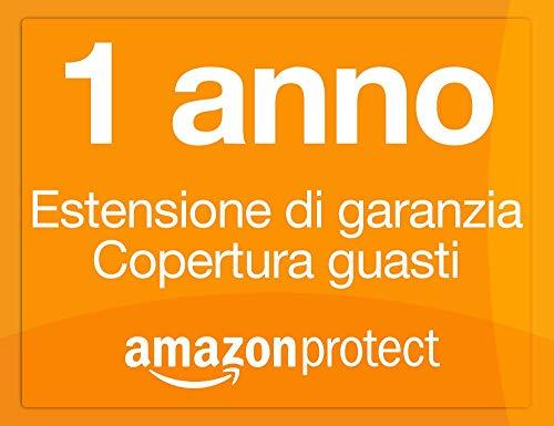 Amazon Protect estensione di garanzia 1 anno copertura guasti per piccoli eletrodomestici da cucina...