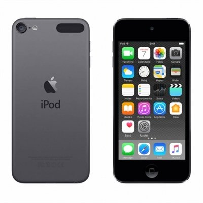 Apple iPod touch - Reproductor MP4 de 4' (128 GB) gris espacial