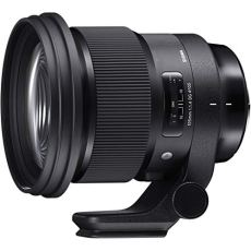 Sigma 105mm F1.4 DG HSM SLR Tele - Objetivo (SLR, 17/12, Teleobjetivo Zoom, 1 m, Canon EF, Automático/Manual)