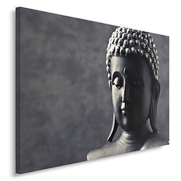 Feeby Frames, Cuadro en lienzo, Cuadro impresión, Cuadro decoración, Canvas, BUDA, GRIS 4