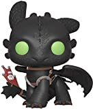 Funko- Pop: How To Train Your Dragon 3: Toothless Trainer, Multicolore, 36355