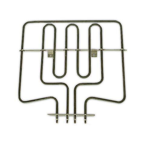 DOJA Industrial | Resistenza FORNO Zanussi 1000 + 2000 W | doppio grill