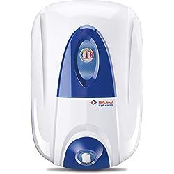 Bajaj Calenta Storage 10 LTR Vertical Water Heater, White, 4 Star