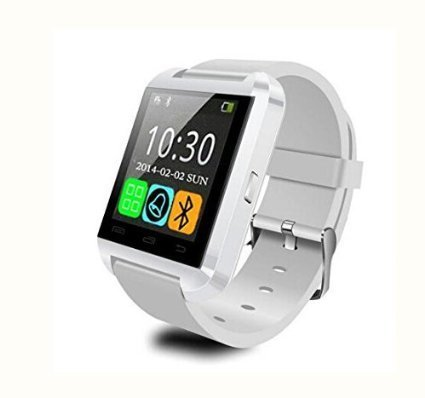 LEMFO - Smartwatch Bluetooth U8 UWatch per Smartphones IOS Android Apple 4/4S/5/5C/5S Android...