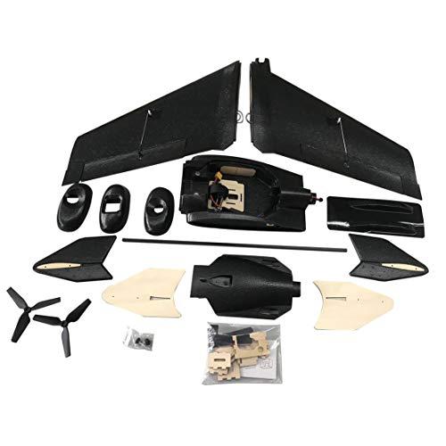 LouiseEvel215 AR Wing 900mm EPP Wingspan RC FPV Aeroplano Ala Fissa Aliante Drone Aereo Modello con 80 + km/h Versione di aggiornamento PNP