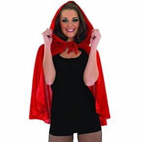 Bristol Novelties - Disfraz de Caperucita Roja adultos (AC242)