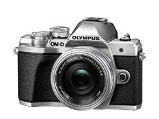 "Olympus OM-D E-M10 Mark III + ED 40-150mm II MILC 16,1 MP 4/3"" Live MOS Negro - Cámara digital (16,1 MP, 4/3"", Live MOS, 4K Ultra HD, Pantalla táctil, Negro)"