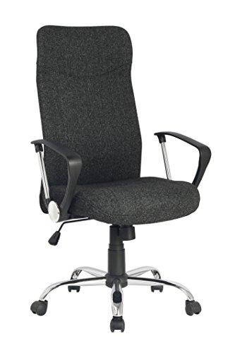 SixBros. Office Poltrona Sedia Ufficio Nera - H-935-6/2163