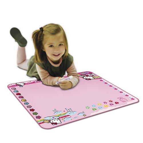 Aquapinta ap0002–Giro Hello Kitty Lavagna magica Pinta con acqua senza Getta, 54x 70cm,...