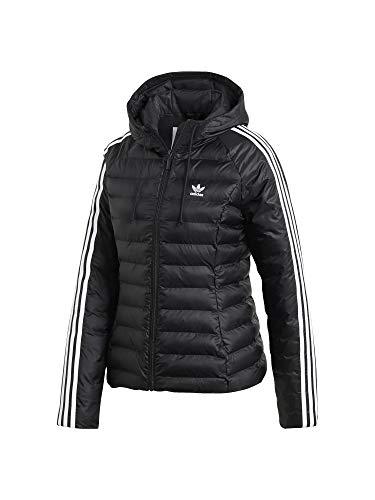 adidas Slim, Jackets Donna, Black, 44