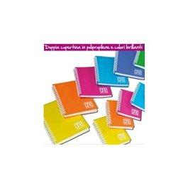 Blasetti One Color quaderno per scrivere 80 fogli Multicolore A4