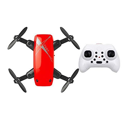 PER S9 Mini RC Drone 2.4G 4CH 6-Asse pieghevole RTF Quadcopter Altitude Hold One-Key ritorno...