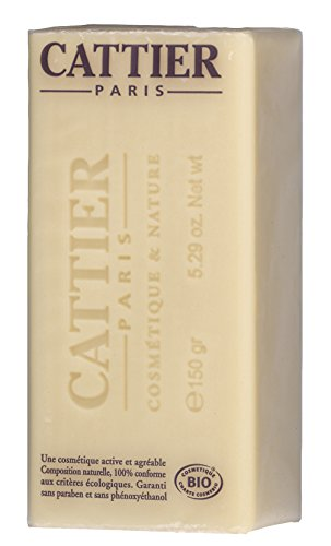 Cattier-Savon-Doux-Vgtal-Surgras-Karit-BIO-150-g-Lot-de-3