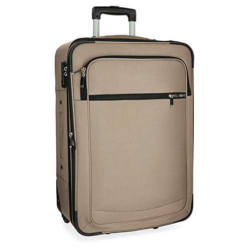 Time Valigia, 75 cm, 89 liters, Beige