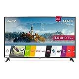 LG 55UJ630V 55 inch 4K Ultra HD HDR Smart LED TV (2017 Model)