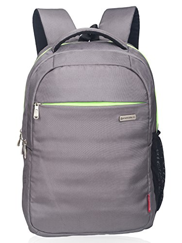 44fd6c1d1477 Cosmus Polyester 29Litres Grey Laptop Backpack - Men Kart