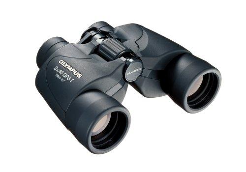 Olympus 8x40 DPSI - Prismáticos, color negro