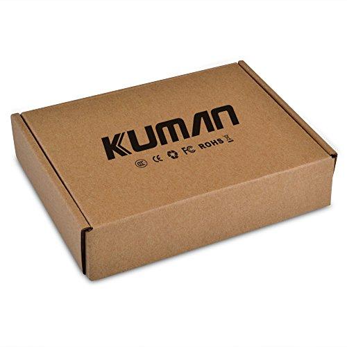 416JOgHxYrL - kuman 5V 8 Canales Escudo Módulo de Relé para Arduino UNO-R3 1280 2560 ARM PIC AVR STM32 Raspberry Pi DSP K30