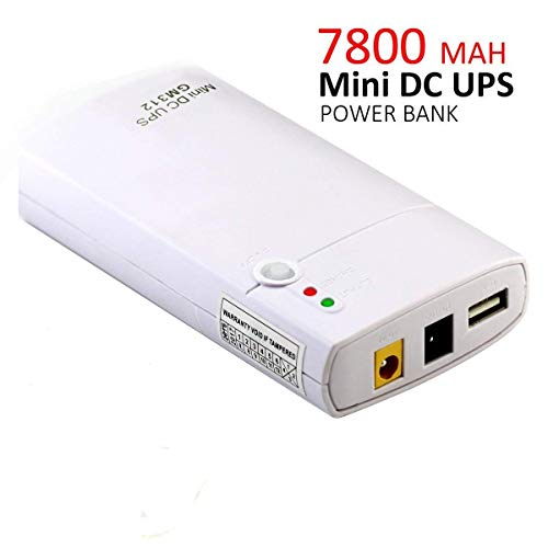 iNepo Mini ups GM312, Gruppo di continuità con Batteria incorporata da 7800mah agli ioni di Litio e...