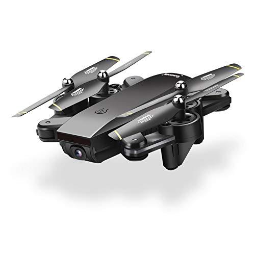 LIULAOHAN Drone Pieghevole a Quattro Assi, Volo di Controllo remoto con Fotocamera HD da 8...