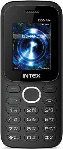 Intex Eco A1+ (Black-Yellow)